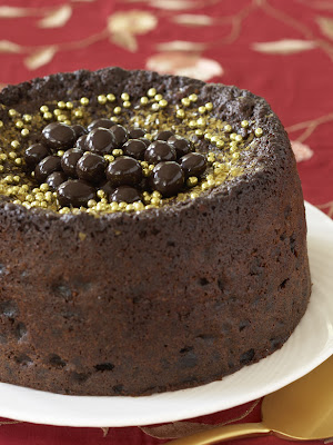 Chocolate Fruit Cake Recipe