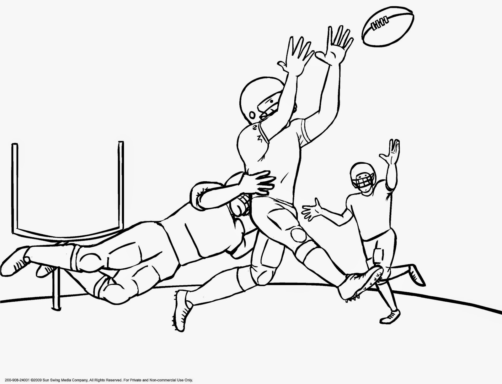 Ncaa Football Coloring Pages Coloring Pages College Football Coloring Page