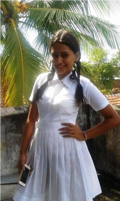 Piumi Hansamali school uniform videos