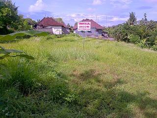 Di jual tanah 21 are Bali Murah