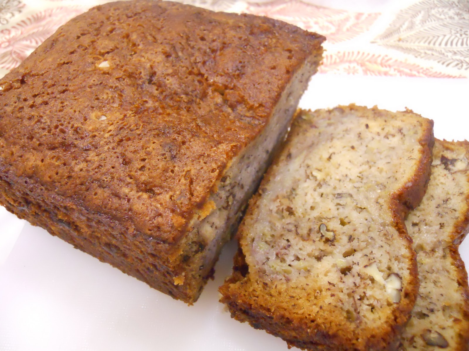 ... ... Love...: Flour Bakery's Famous Banana Bread Recipe and a Bonus