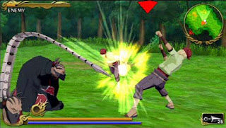 Download Game Naruto Shippuden - Legends (Akatsuki Rising) PSP Full Version Iso For PC | Murnia Games
