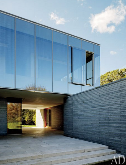 Silvia home decor uma casa moderna em hamptons for Casa moderna hampton hickory