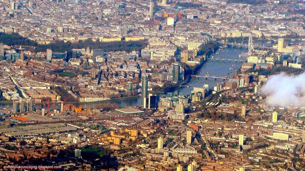 Thủ đô Luân Đôn, Anh (London, England) 6
