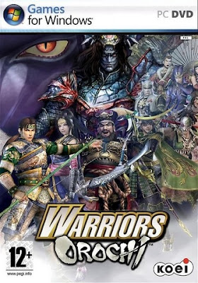 Free Download Warriors Orochi 3 PC Full Version Terbaru