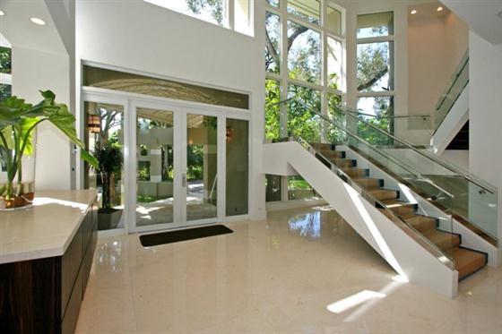 Contemporary Home Design Luxury In Miami Florida House Modern