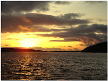 Hillend Sunset