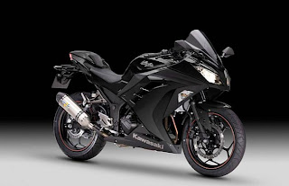 KAWASAKI NINJA 300