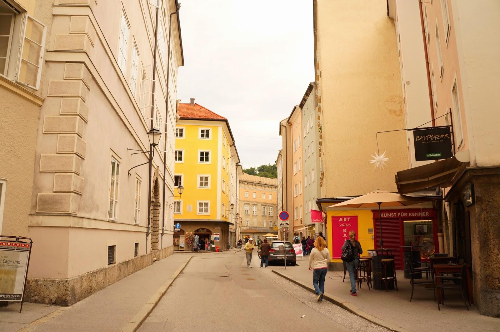 Улицы-Зальцбурга