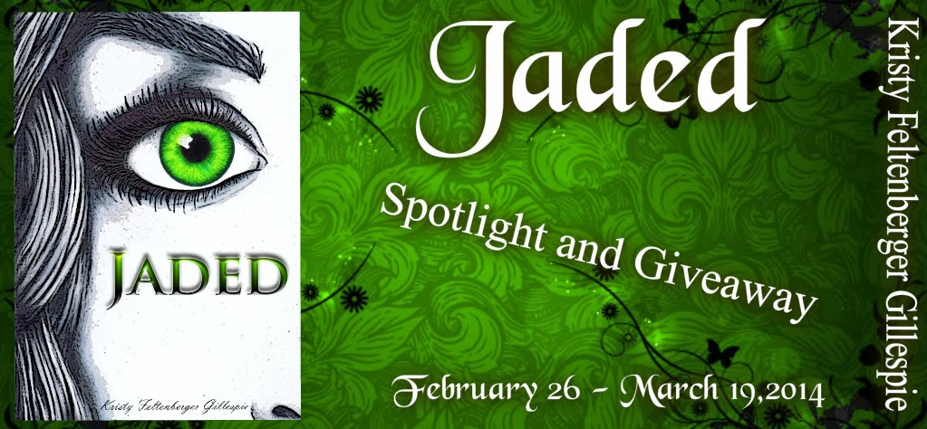 Jaded Spotlight and Giveaway