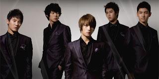 TVXQ/DBSK  boyband korea