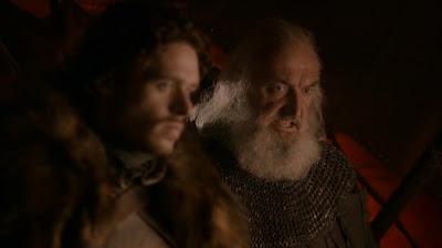 Lord Rickard Karstark Game of Thrones