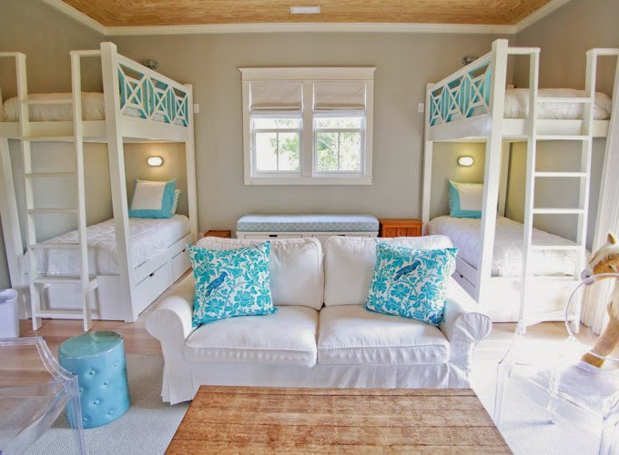 House Of Turquoise WaterColor Beach Home