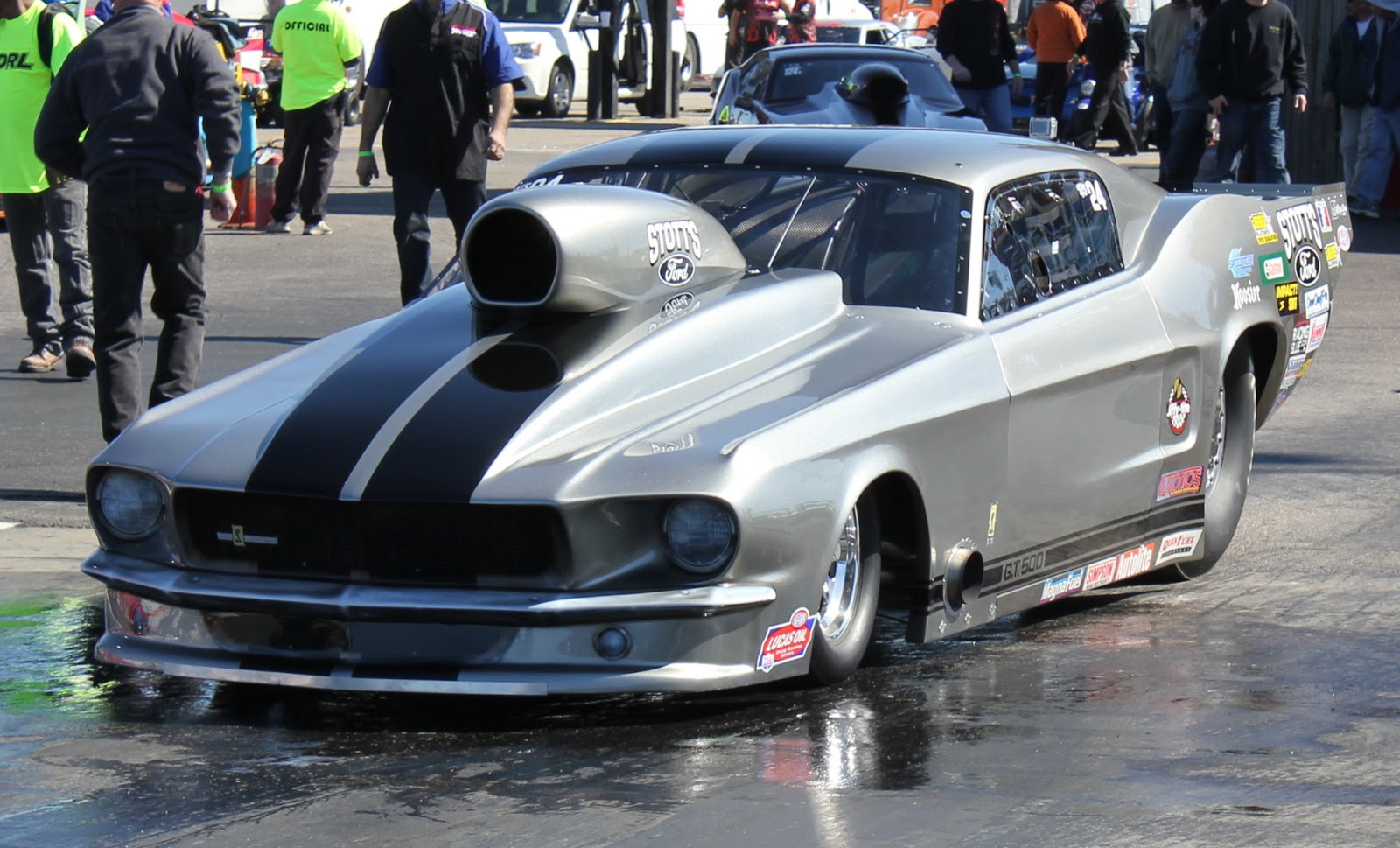 Roving Media Creations Outlaw Dragsters