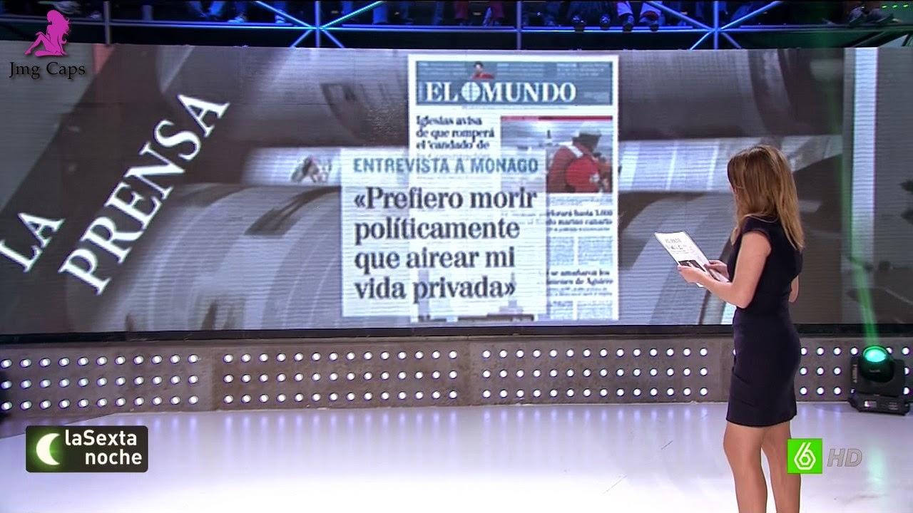 ANDREA ROPERO, LA SEXTA NOCHE (16.11.14)