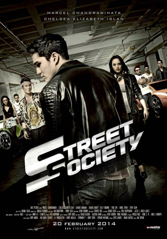 Download Films Indonesia Street Society (2014) TVRip