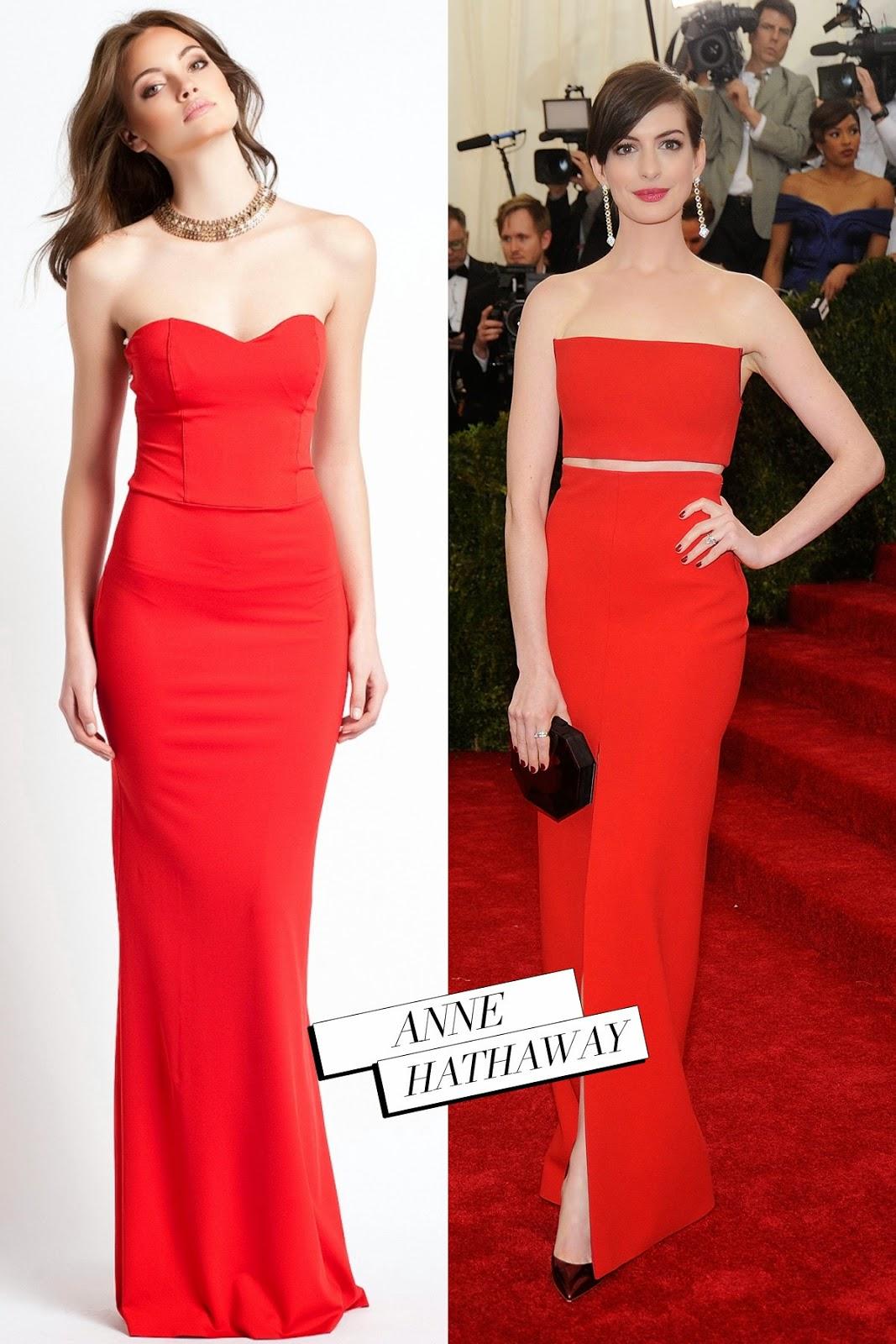 Kırmızı Elbise İçin Oje Seçimi