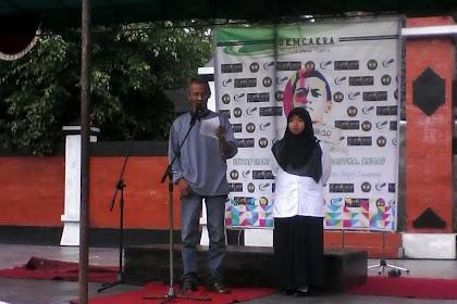 12 Jam Berpuisi Kenang Chairil Anwar