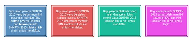 Cara Pembayaran Registrasi SBMPTN 2015 Melalui Internet Banking
