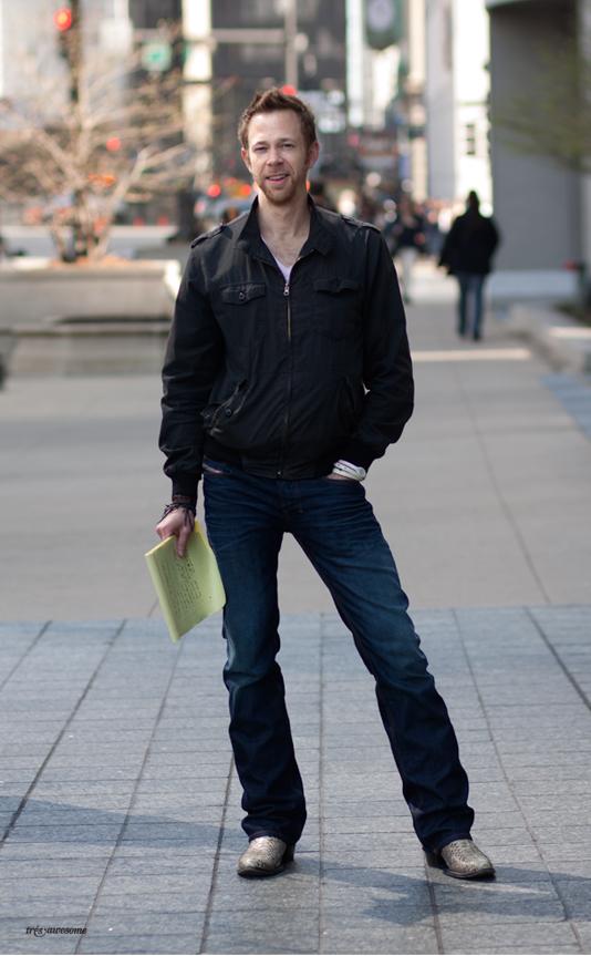 Men Wearing Cowboy Boots
