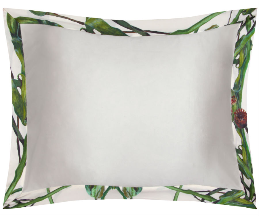 Hovey Design for kumi kookoon silk pillow