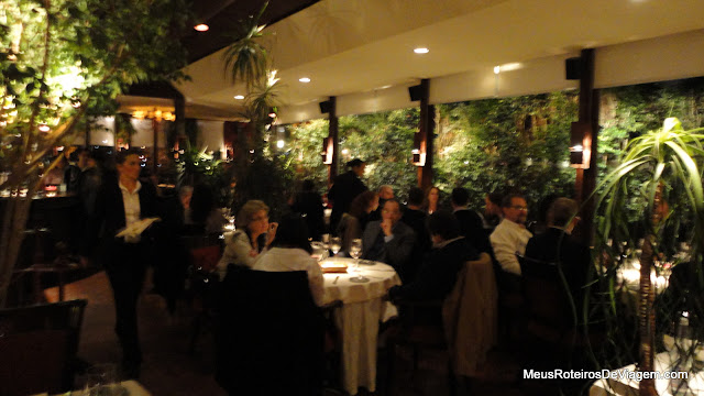 Restaurante Panini's Pocitos - Montevidéu Uruguai