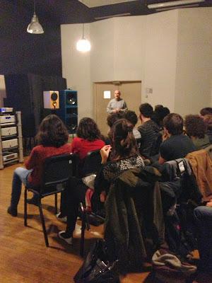 klinger favre Teissier du Cros CNSM conservatoire paris conference