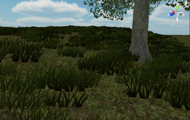 Grass Density 2