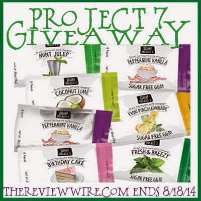 Project 7 Giveaway