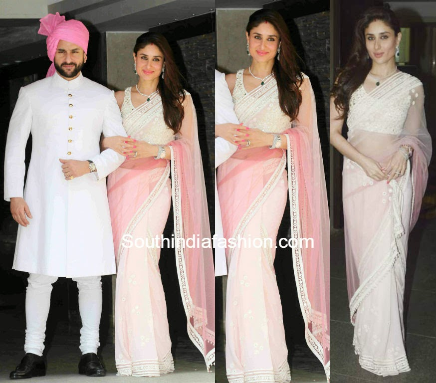 kareena kapoor at soha ali khan wedding