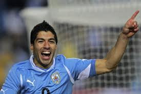 luis suares goleador uruguayo