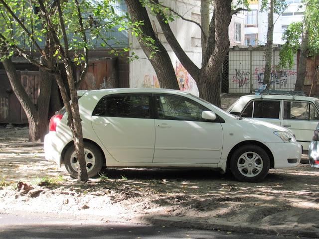 Toyota Corolla Runx - Томск