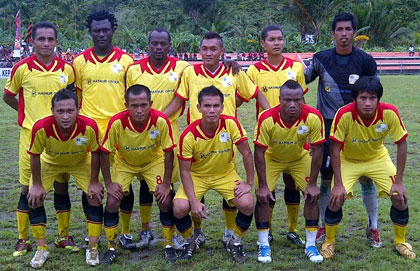 Wallpaper Barito Putera 2012 2013