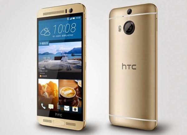 HTC One m9+ resmi dijual, harga htc one m9+, htc one m9+ di indonesia,