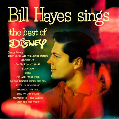 Strange Things Offbeat DIsney tunes songs Countryside Bill Hayes