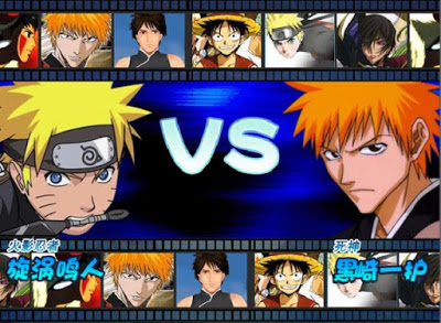Download Naruto vs Bleach Game PC Full Version