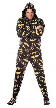 Pijamas batman para adultos
