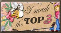 I made top 3!!