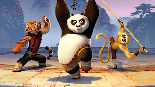 kung fu tigress panda monkey HD (33)