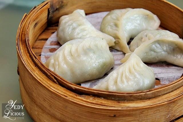 Steamed Vegetable Dumpling