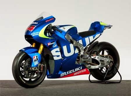 gambar motor GP Suzuki GSX-RR