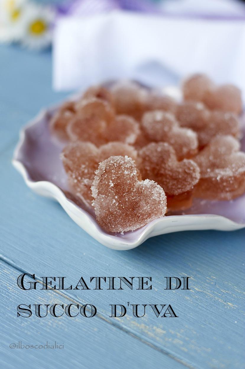gelatine di succo d'uva e una visita alla fattoria san michele a torri (fi)