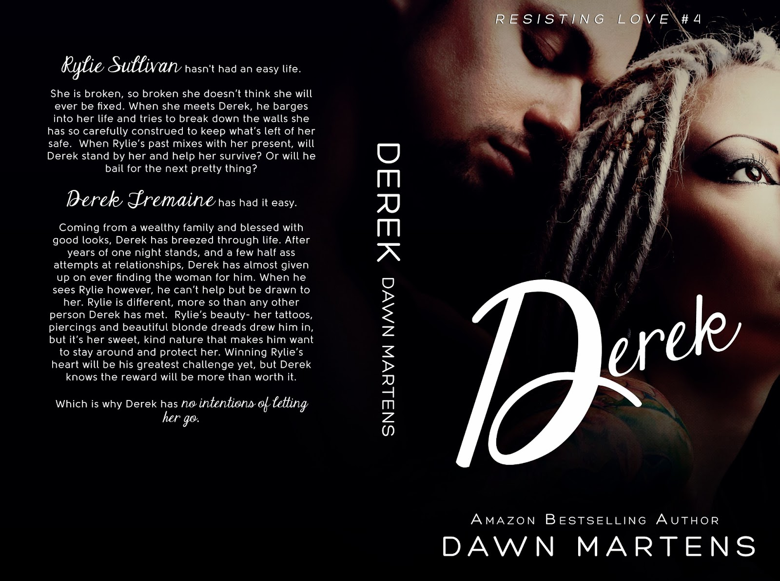 cover reveal~derekdawn marens