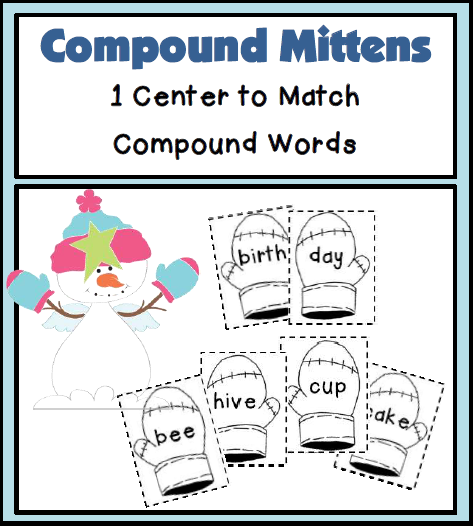 Free Compound Mittens
