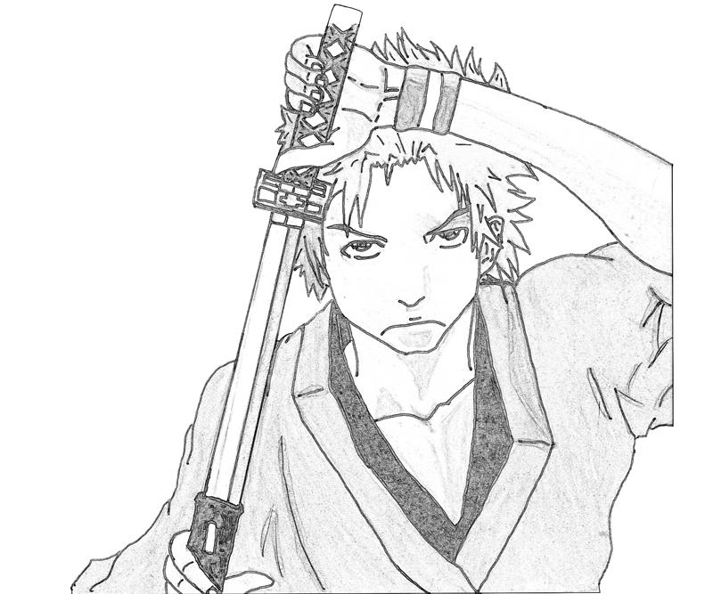 printable-kurogane-gama-character_coloring-pages-1