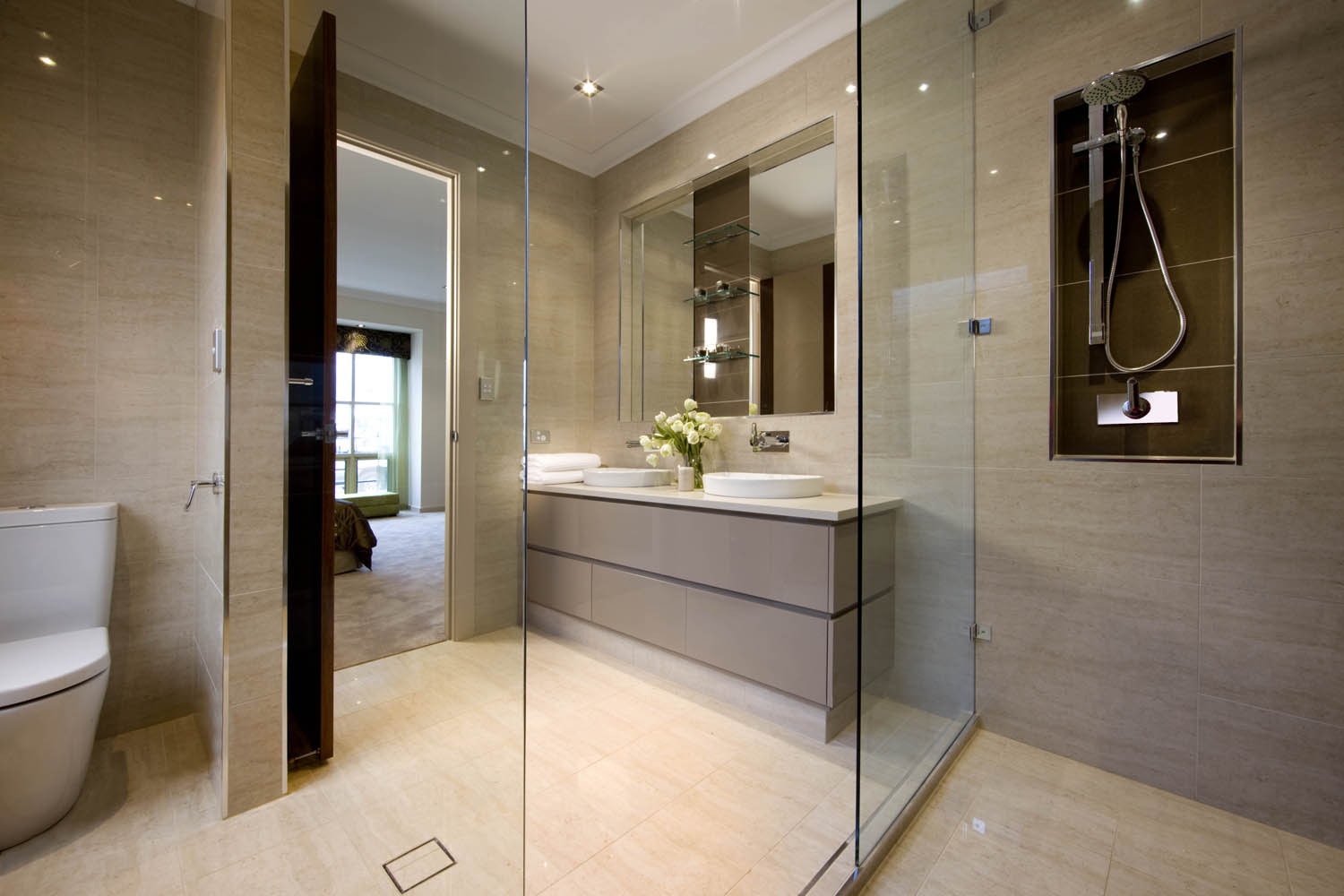how to build an ensuite