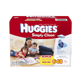 AWESOME stock up deal on Huggies Baby Wipes with OR WITHOUT Amazon Mom!!!  ($0.013 - $0.016 Per Wipe!)