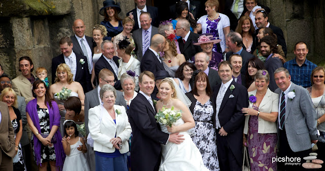 St Andrews church Royal Parade plymouth devon wedding Picshore Photography