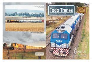 Revista Todo Trenes Numero 121