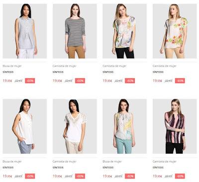 Blusas y Camisetas Ago-2015